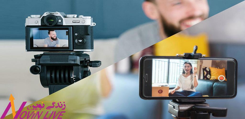 از مشتریان خود فیلمبرداری کنید- ایده هایی برای بازاریابی بیمه و نمایندگان بیمه